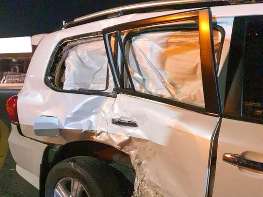 UAE: Asian motorcyclist dies in Ras Al Khaimah collision