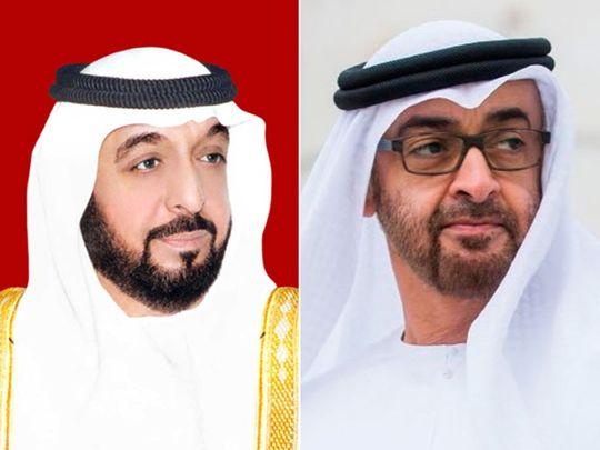 UAE President congratulates Sheikh Nawaf Al Ahmad Al Jaber Al Sabah
