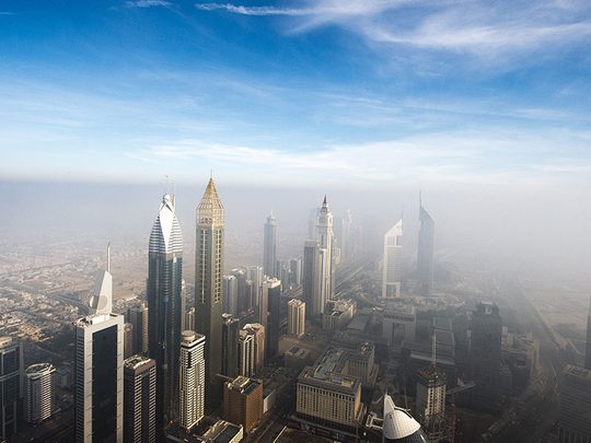 UAE Weather: NCM issues fog alert in some parts of the UAE, especially in Abu Dhabi