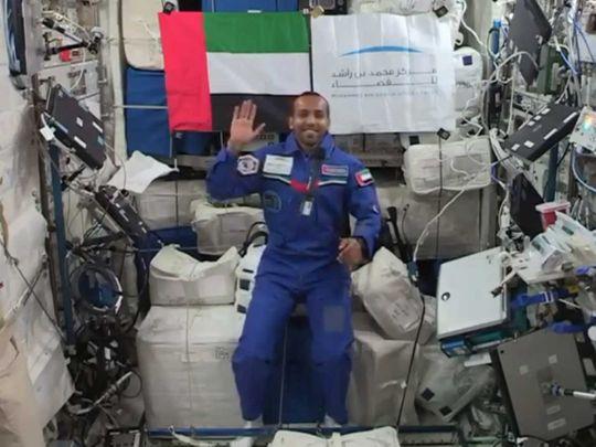 UAE celebrates first anniversary sending Hazzaa AlMansoori to space