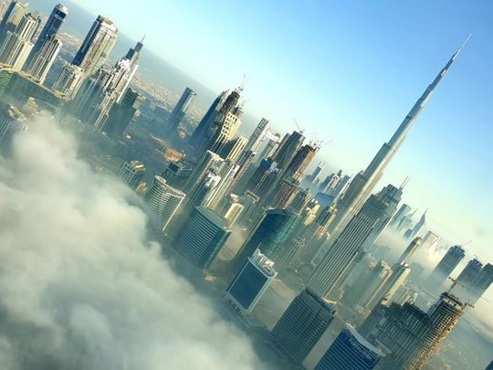 UAE weather: It's sunny, partly cloudy, and foggy across the emirates
