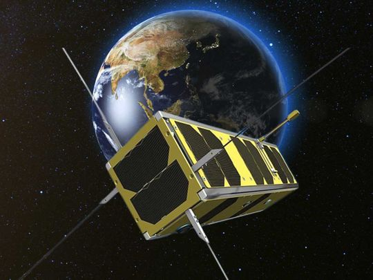 UAE's MeznSat set for launch from Russia on Monday