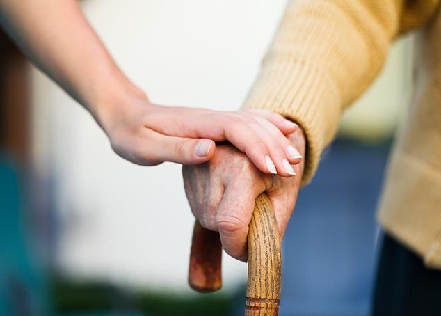 Unpaid carers spent extra 92 MILLION hours looking after relatives with dementia since lockdown