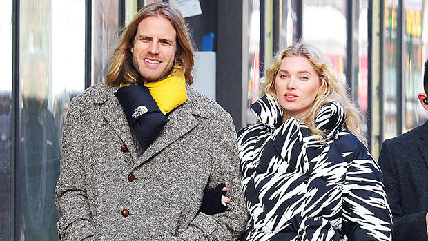 Victoria's Secret Angel Elsa Hosk Pregnant & Expecting 1st Child With Tom Daly