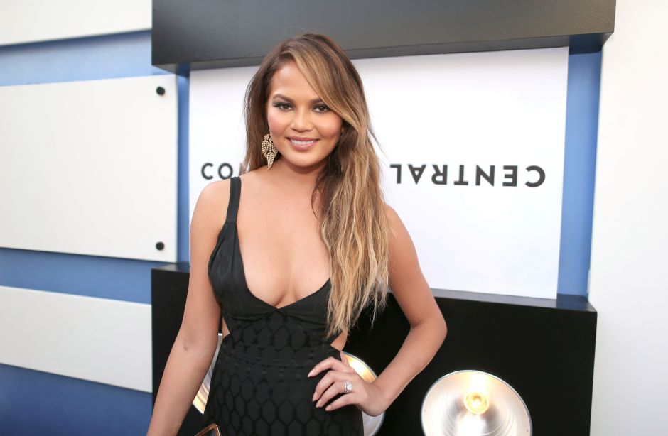 Video: Chrissy Teigen hospitalized for complications in her pregnancy   The NY Journal