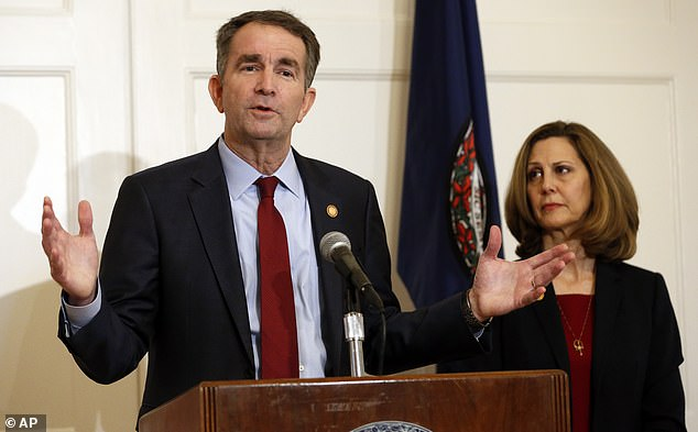 Virginia Governor Ralph Northam becomes the third governor to test positive for COVID-19