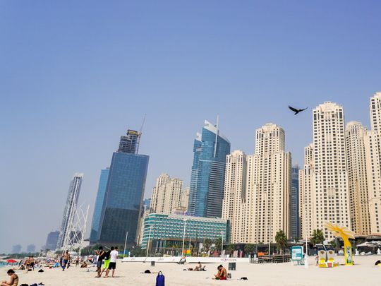 Watch: Dubai Police announce beach safety guidelines pertaining to COVID-19