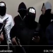 """""""We have located you and your whole family"""", CJNG thus threatens merchants   The NY Journal"""