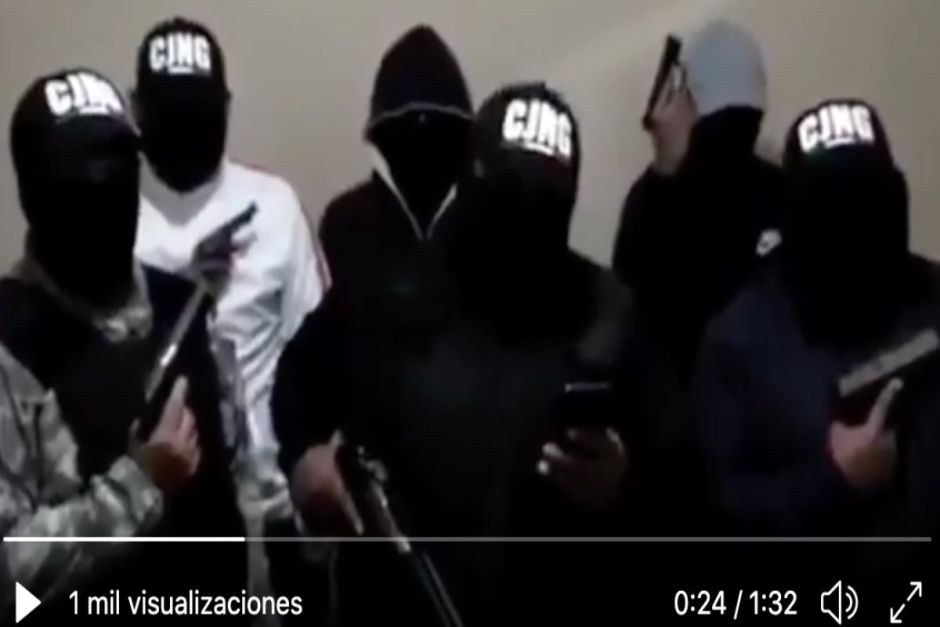 """""""We have located you and your whole family"""", CJNG thus threatens merchants 