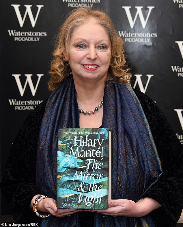 Wolf Hall author Dame Hilary Mantel says Booker Prize snub 'freed her'