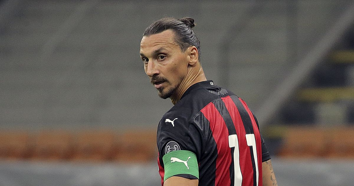 Zlatan Ibrahimovic tests positive for coronavirus alongside AC Milan teammate