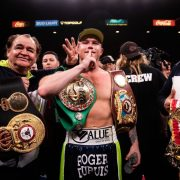 """""""Canelo"""" Álvarez sends a message to Trump in defense of Latinos: """"We come to work"""" 