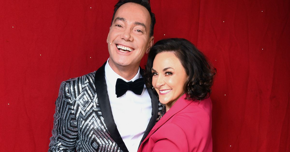 Shirley Ballas on furious bust-up with Craig Revel Horwood over body jibes