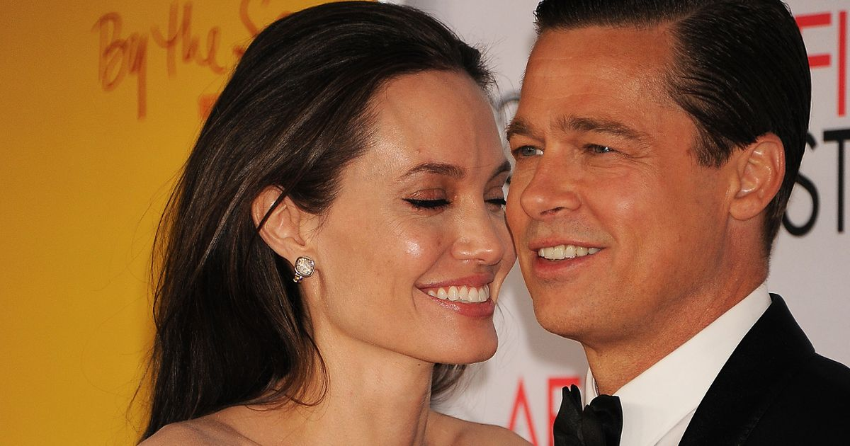 Angelina Jolie urged Brad Pitt to 'stay away from kids' after his French getaway
