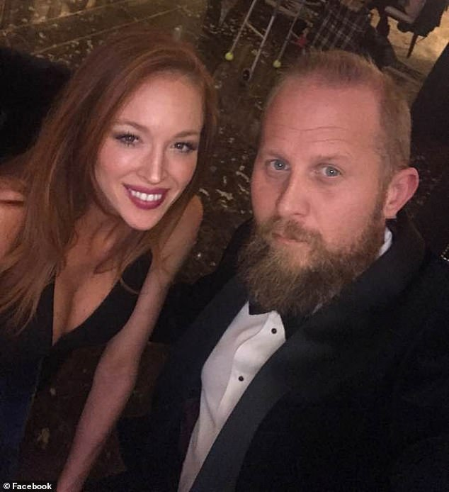 The petition revealed a bevy of alarming details about Parscale's heavy drinking, physical assaults on his wife Candace (pictured together), and threats to harm himself and others