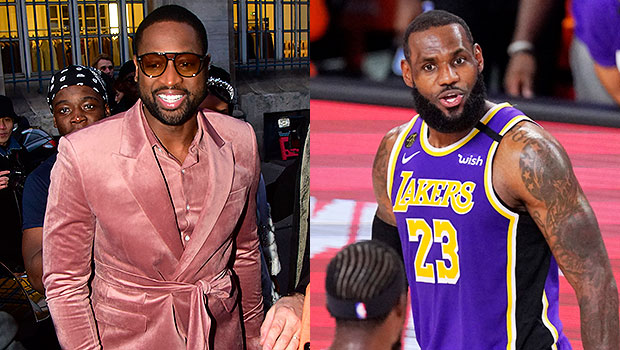 Why Dwyane Wade Will Be Cheering For The Miami Heat Over Pal LeBron James' Lakers In NBA Finals