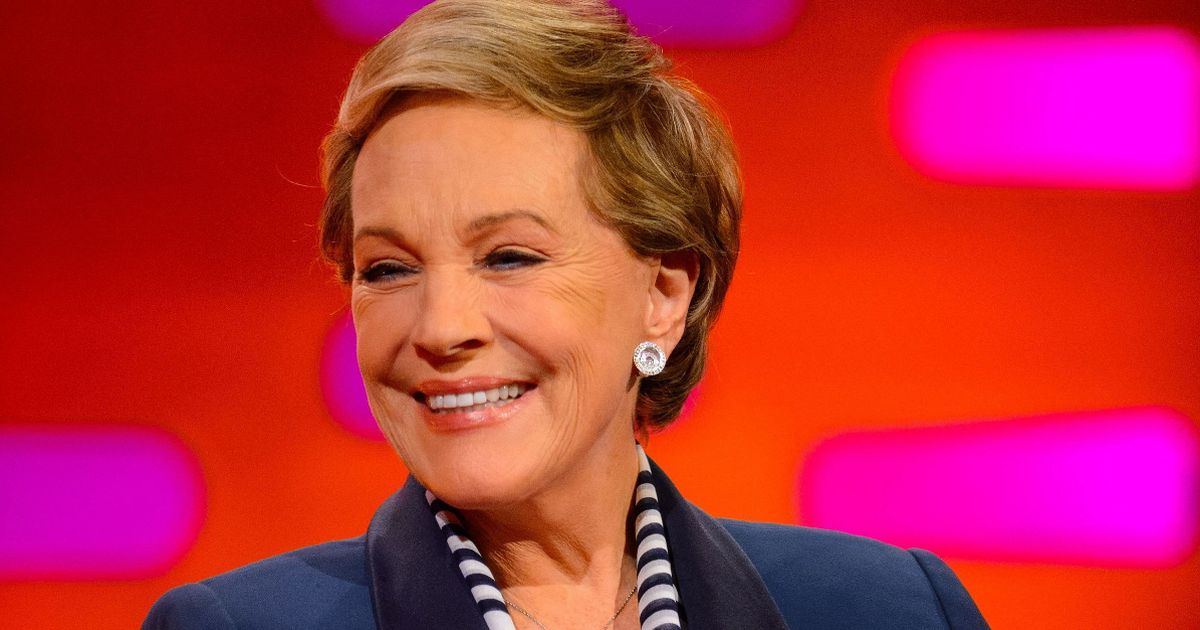 Julie Andrews was 'condescending and mean' and called a 'b**ch' in early career