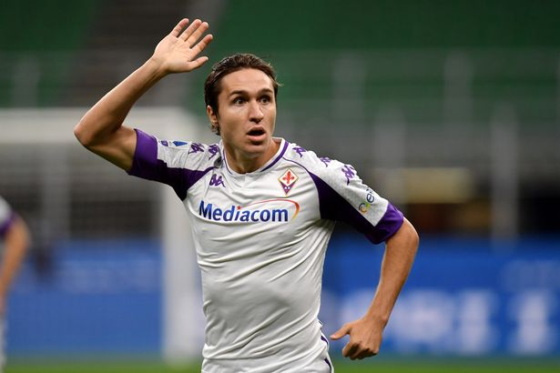 But Fiorentina will not consider sending the 22-year-old out on loan amid a £45m bid from Juventus
