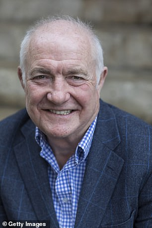The Cornish town is nicknamed 'Padstein' after famous chef Rick Stein (pictured) who has a fish restaurant in the town