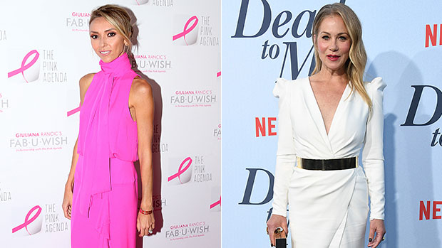 Breast Cancer Awareness Month: Celebrity Survivors From Giuliana Rancic To Christina Applegate, & More