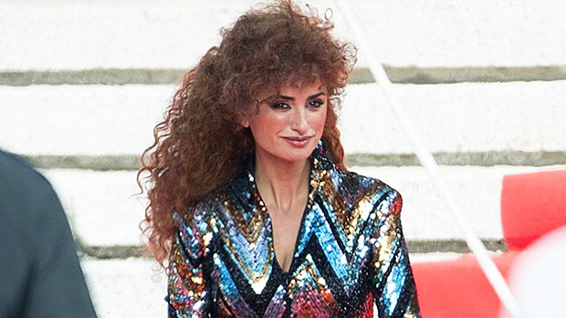 Penelope Cruz, 46, Rocks Sparkly Jumpsuit: See Her Transformation Over The Years