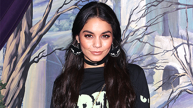 Vanessa Hudgens Transforms Into Catwoman With Tight Costume To Kick-Off Halloween Season