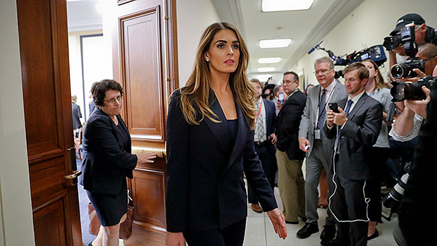 Hope Hicks: 5 Things To Know About Trump's Top Aide Who Tested Positive For Coronavirus