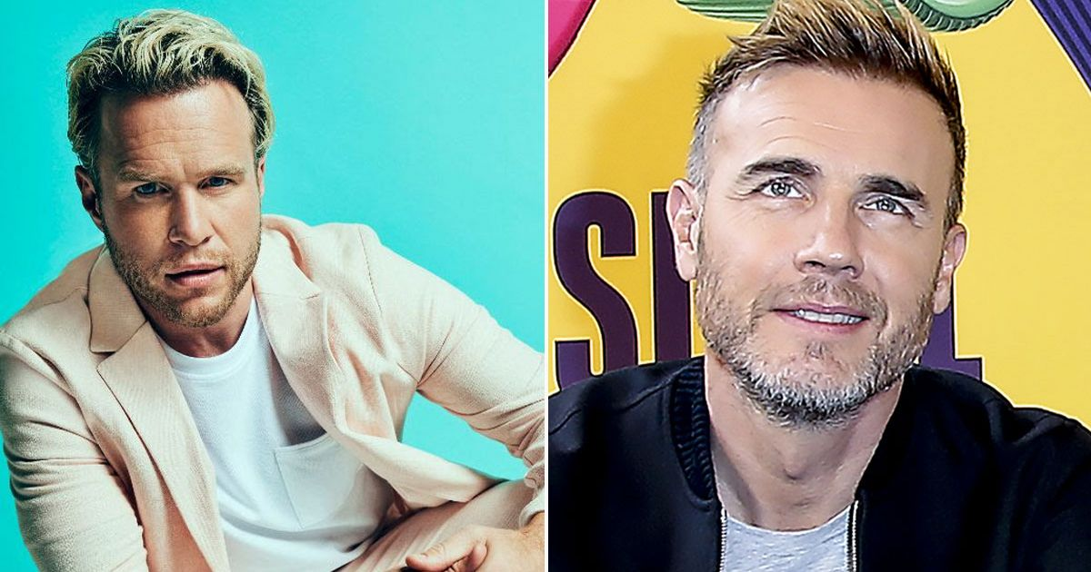 Gary Barlow and Olly Murs announce separate 2021 UK tours in bid to lift spirits