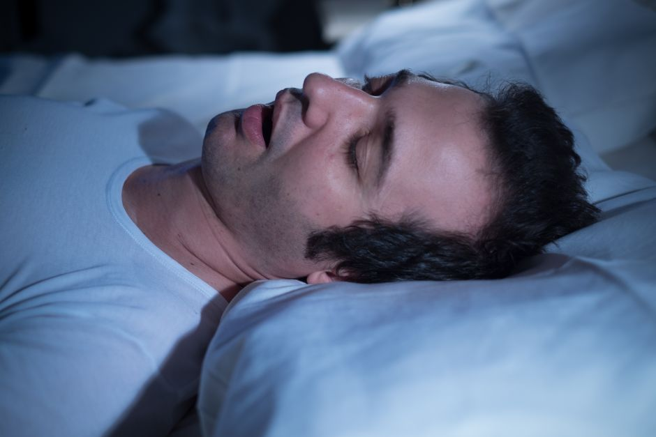 Could my deep sleep problems be a consequence of apnea? | The NY Journal