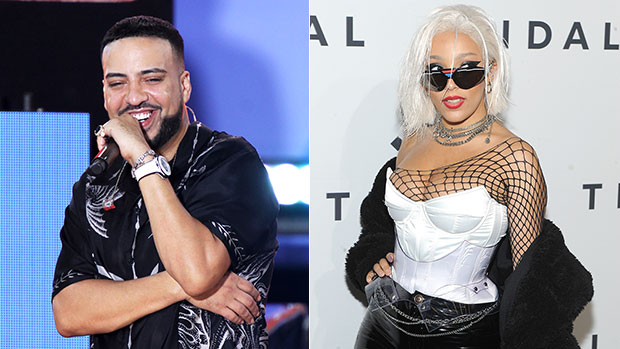 French Montana & Doja Cat Reveal Status Of their Relationship After Speculation They're Dating