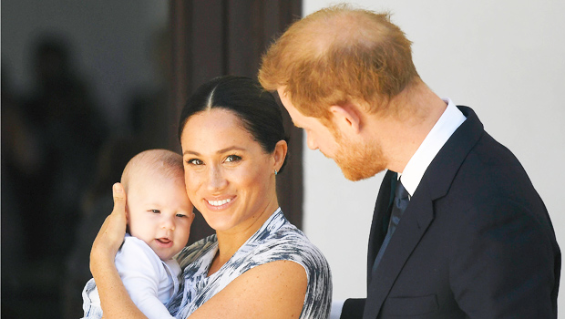 Meghan Markle Raves Over Son Archie, 1: Prince Harry & I Are 'So Lucky' To Be His Parents