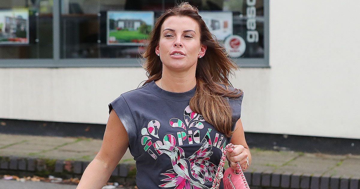 Coleen Rooney shares the fake Instagram posts she used to 'expose Rebekah Vardy'