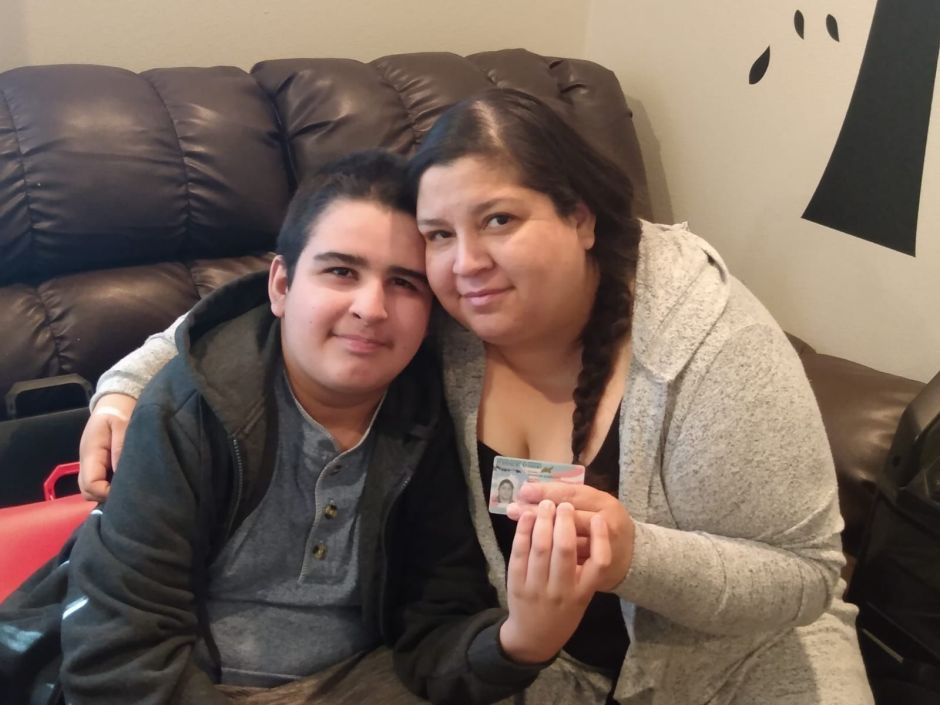 Minor with a disability gives his mother permanent residence   The NY Journal