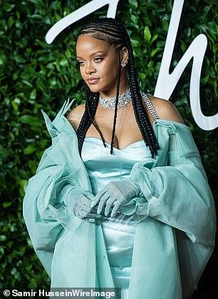 Rihanna has 79 million followers in Facebook