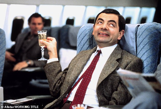 The fictional character,who crafted the character of Mr Bean while he was studying for his master's degree at Oxford University, made his first appearance on television 1990