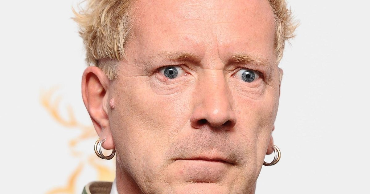 Sex Pistols' John Lydon praises Trump's record as President is struck with Covid