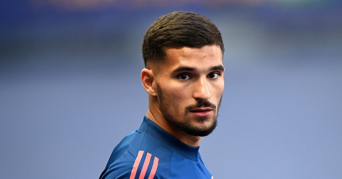 Houssem Aouar transfer latest as PSG chief comments on Arsenal target