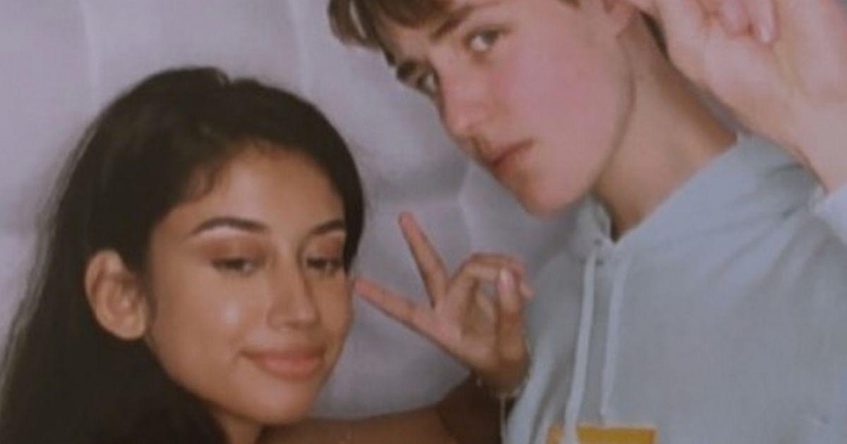 Archie Lyndhurst's girlfriend's heartbreaking tribute to boy she'll love forever