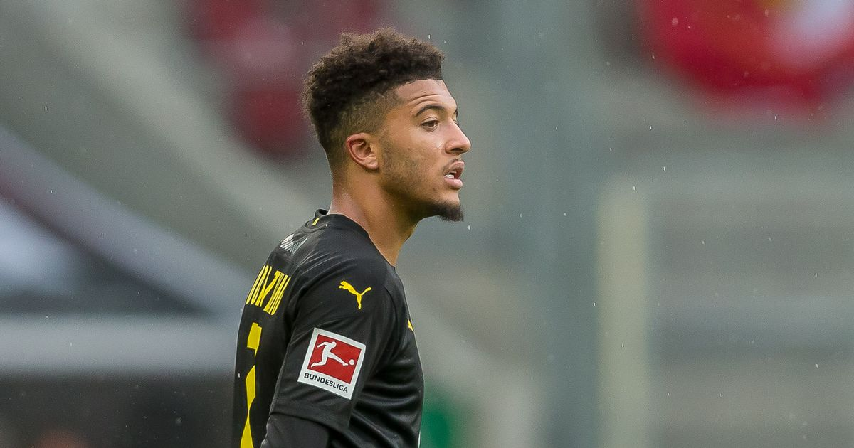 Dortmund explain why Man Utd are to blame for failure to sign Jadon Sancho
