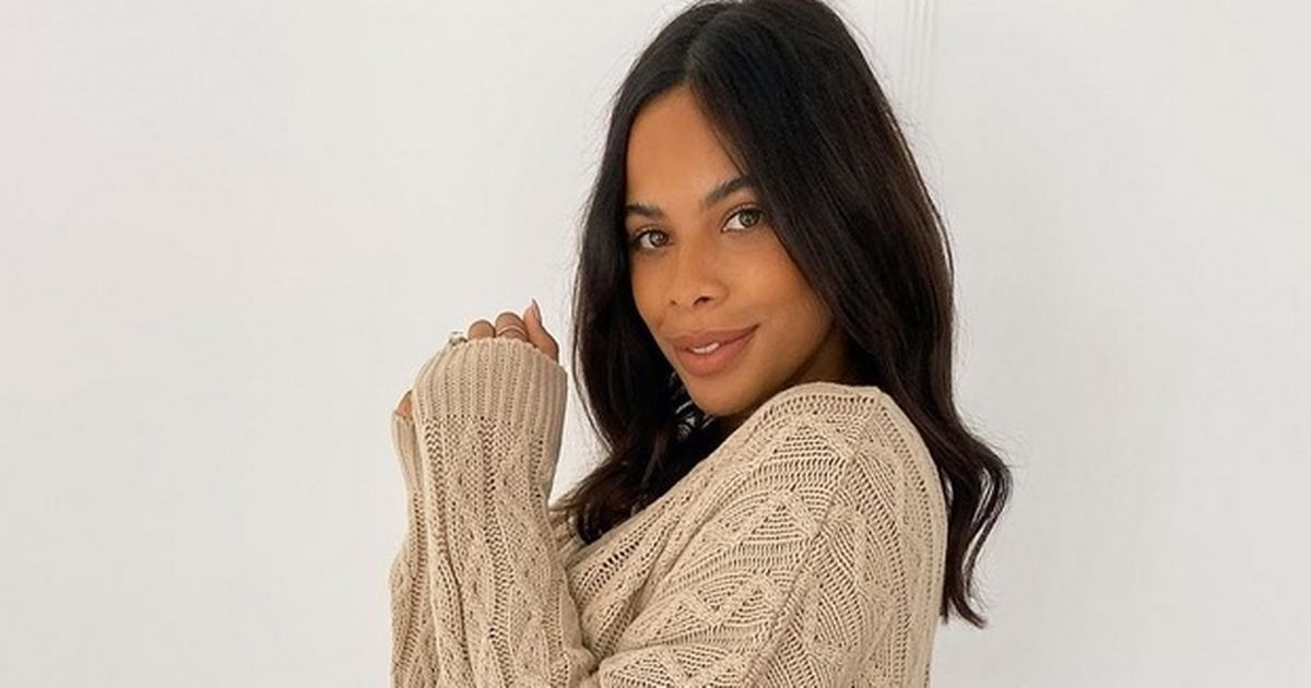 Rochelle Humes isolating until she gives birth as pandemic freaks her out