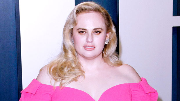 Rebel Wilson Gets Glam In Sparkling Green Jumpsuit After 40Lb. Weight Loss For Shoot With Sister — See Pic