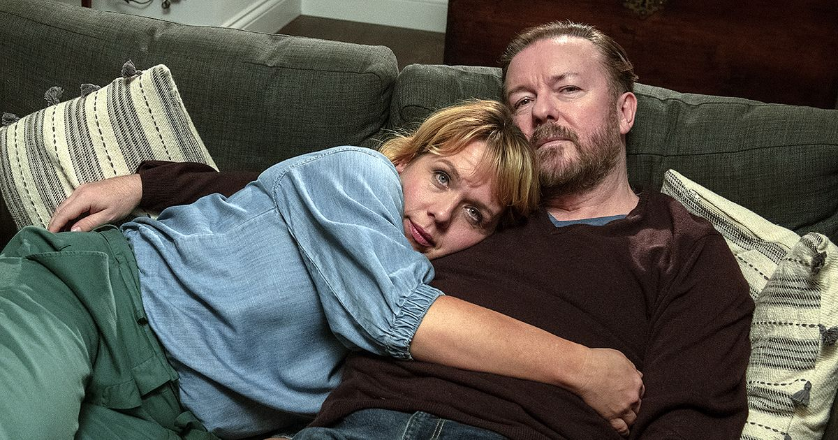 Kerry Godliman says family means she'd never follow pal Ricky Gervais stateside