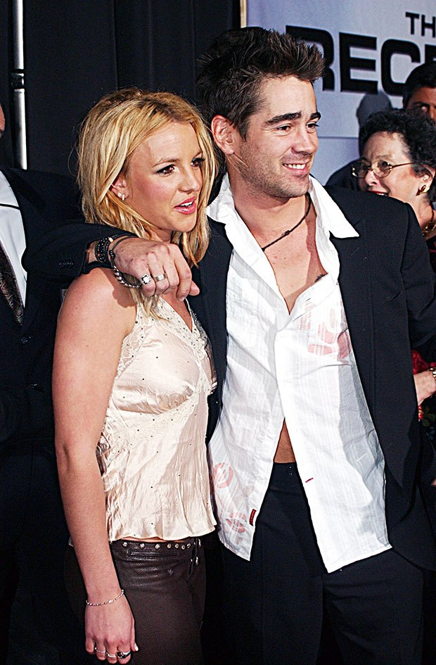 britney spears colin farrell