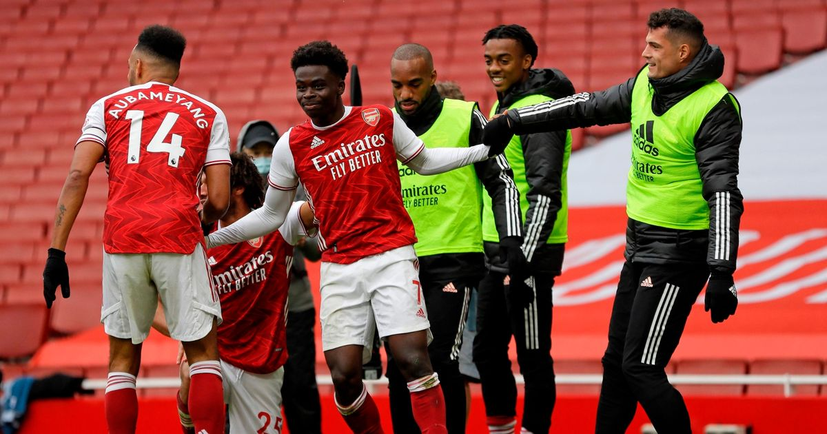 Arsenal player ratings as Gunners edge out Sheffield United