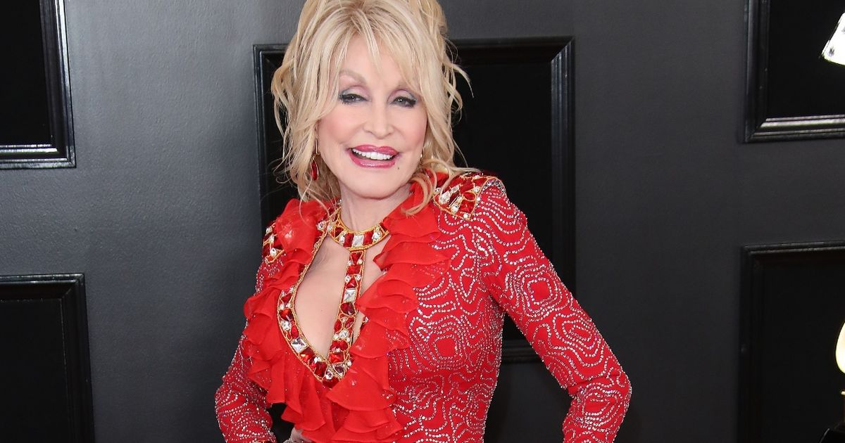 Dolly Parton says she's in talks to pose for Playboy to mark her 75th birthday