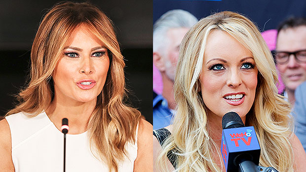 Melania Trump Shocked By Stormy Daniels In New Tape Being Released By Stephanie Winston Wolkoff