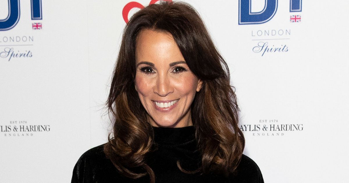 Loose Women's Andrea McLean says husband 'didn't know about suicidal struggle'