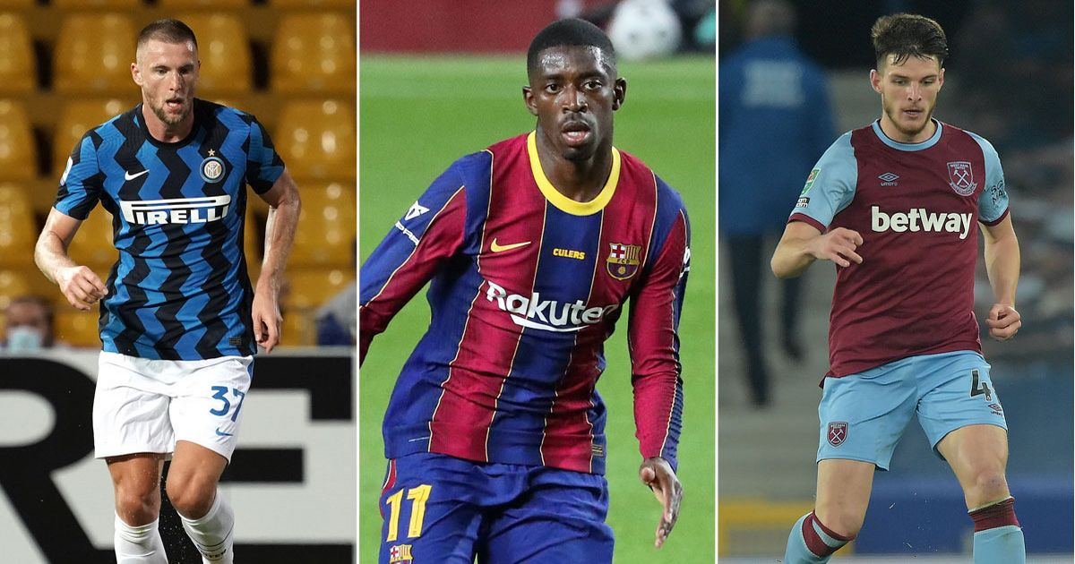 Transfer Deadline Day live – Latest updates from Man Utd, Liverpool and Arsenal