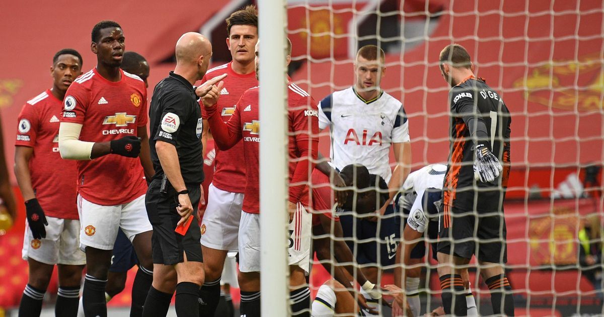 Sky Sports apologise over 'stereotyping' Erik Lamela after row with Martial