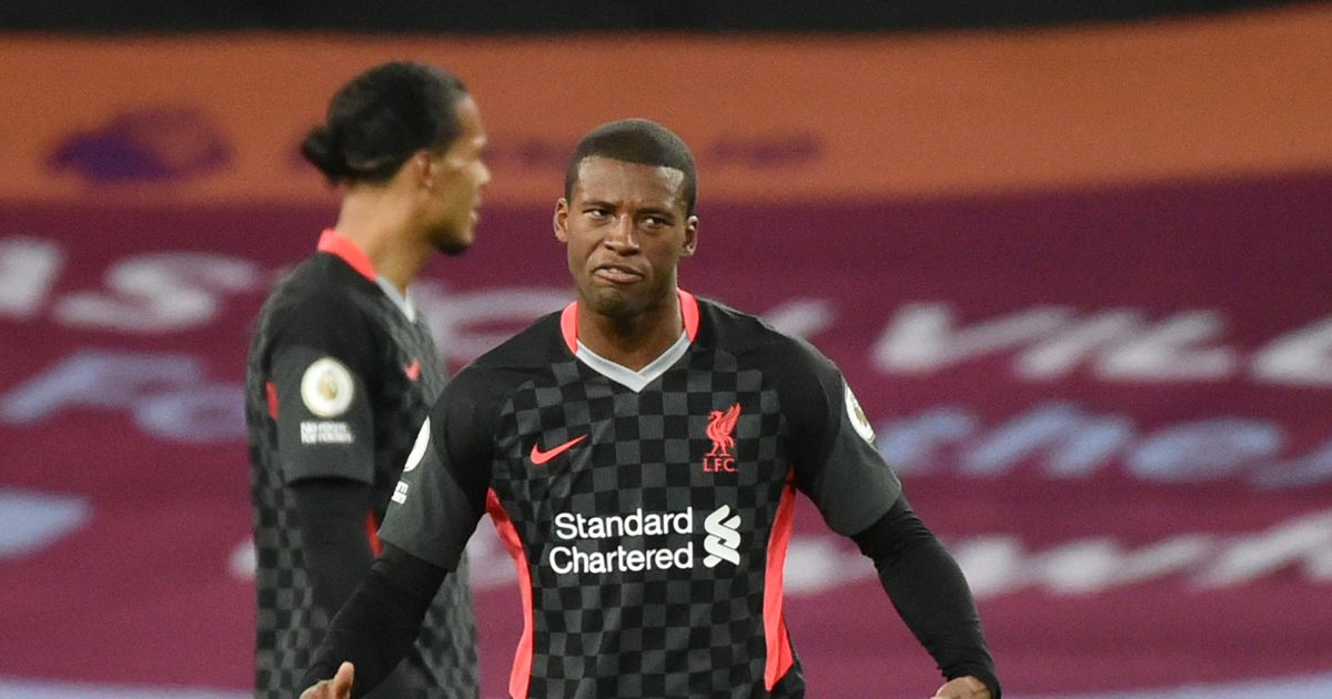 Souness singles out three Liverpool players for criticism after 7-2 defeat